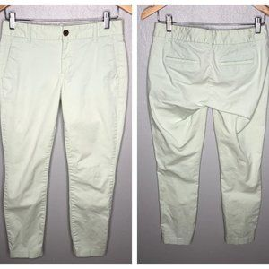 J. Crew Factory Stretch Frankie Chino Ankle Pant